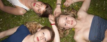 Girls Having Fun  08