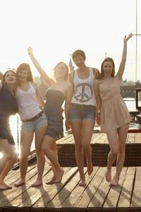 Girls Having Fun 09