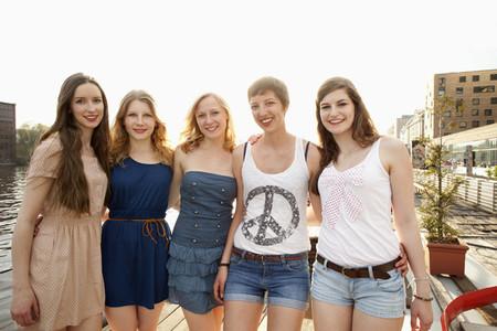 Girls Having Fun 13
