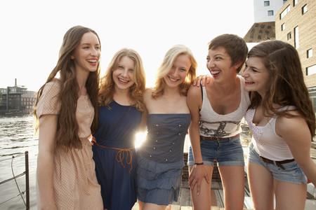 Girls Having Fun 15