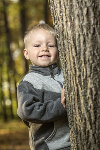 Kids in Autumn 34