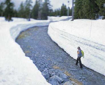 Snowy Landscape 03