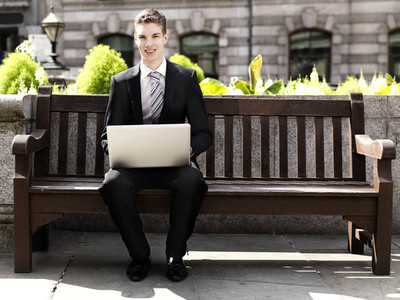 Young Businessman 08