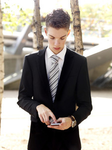 Young Businessman 09