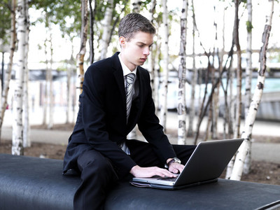 Young Businessman 13