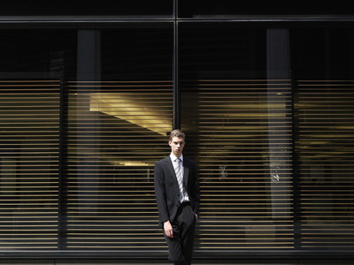 Young Businessman 16
