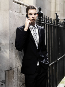 Young Businessman 22