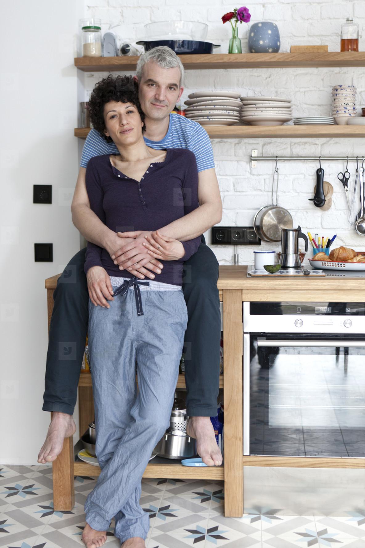 Kitchen Couple  07