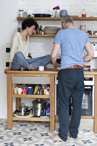 Kitchen Couple  21