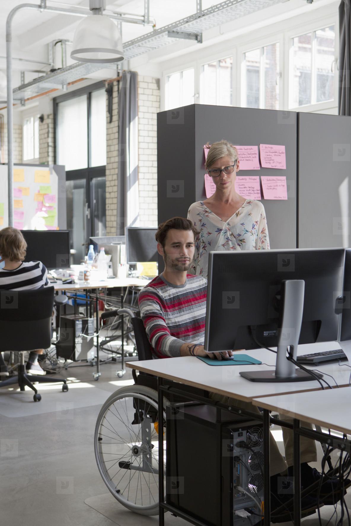 Open Plan Office  16