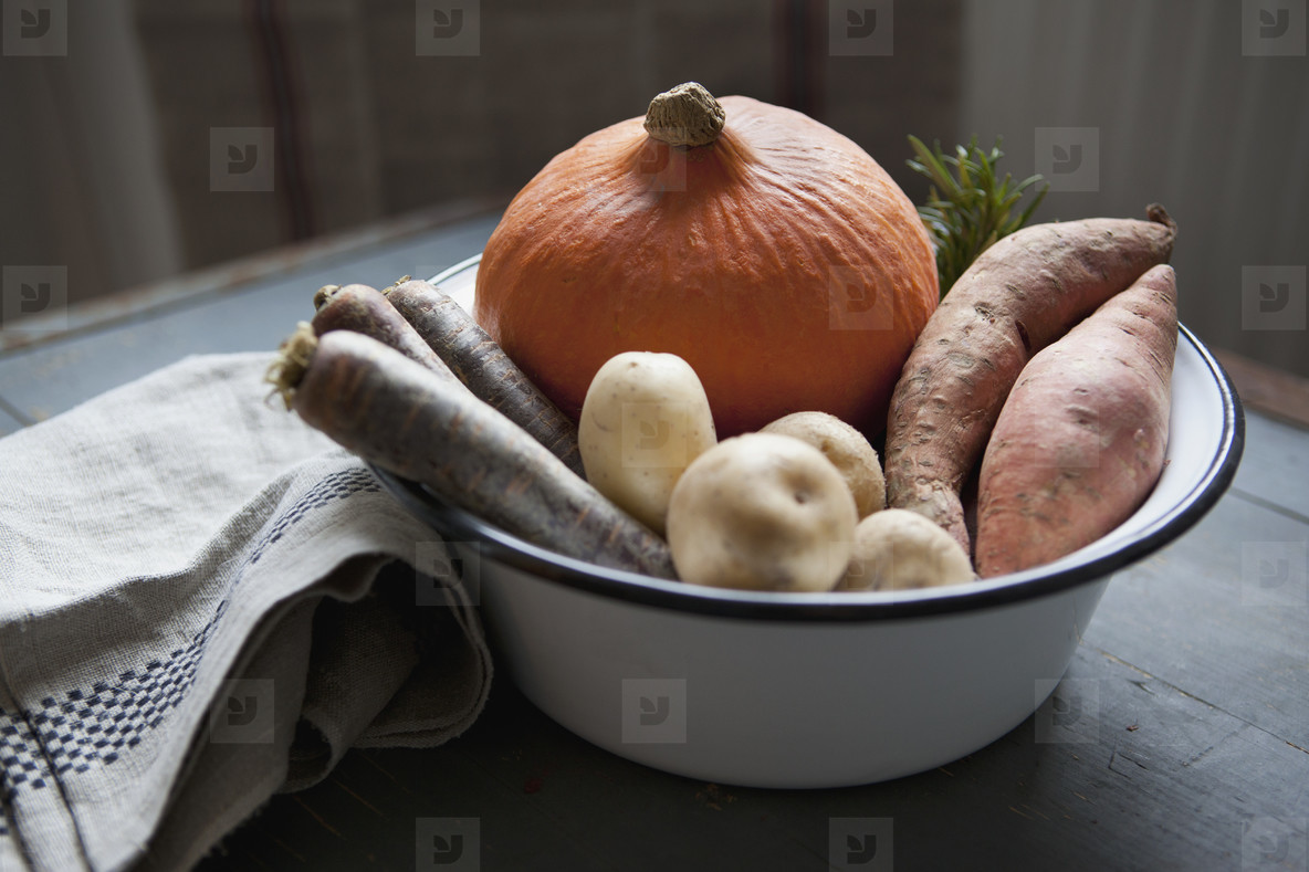 Fresh Food Rustic Remix  01