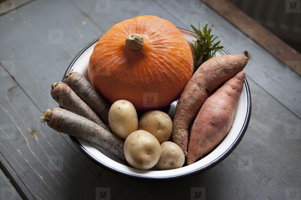 Fresh Food Rustic Remix  21