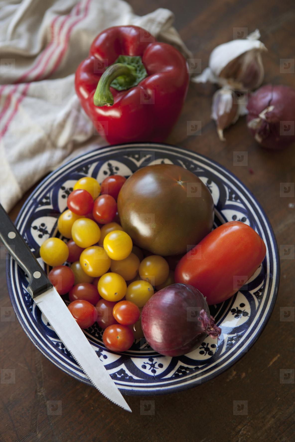 Fresh Food Rustic Remix  25
