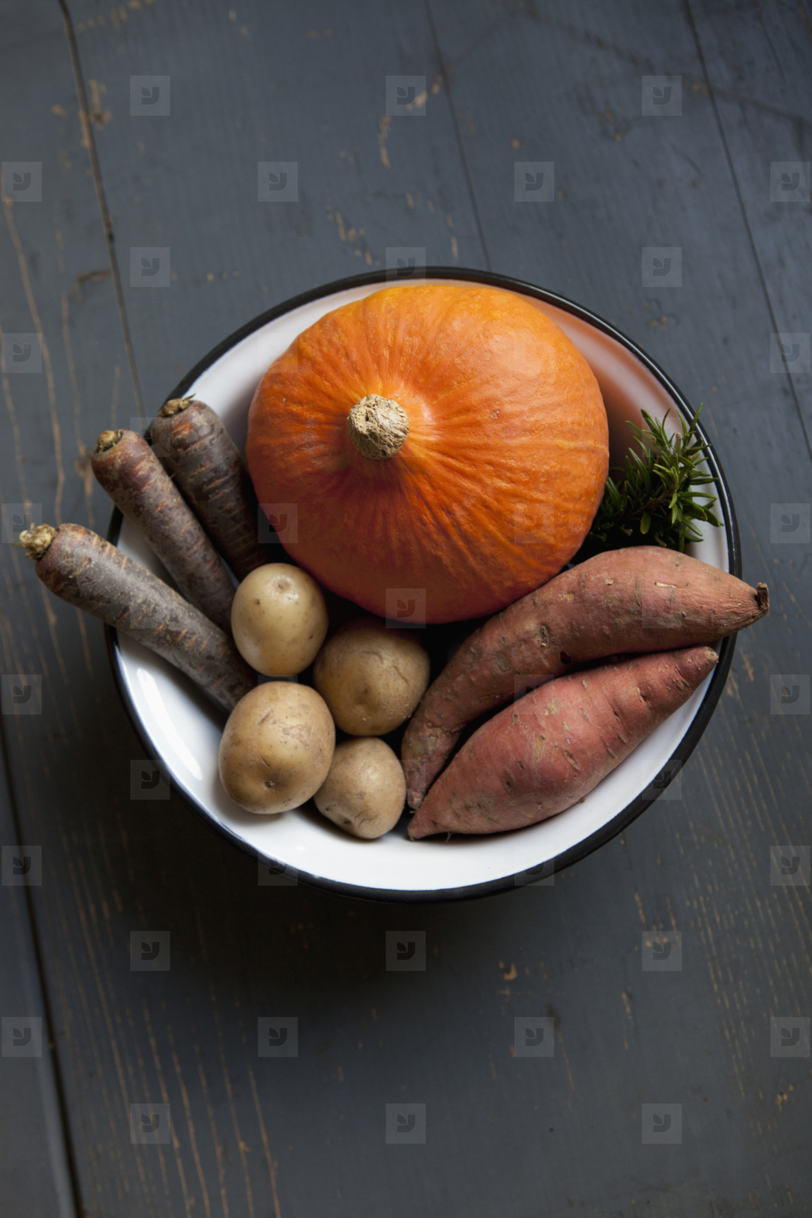 Fresh Food Rustic Remix  56