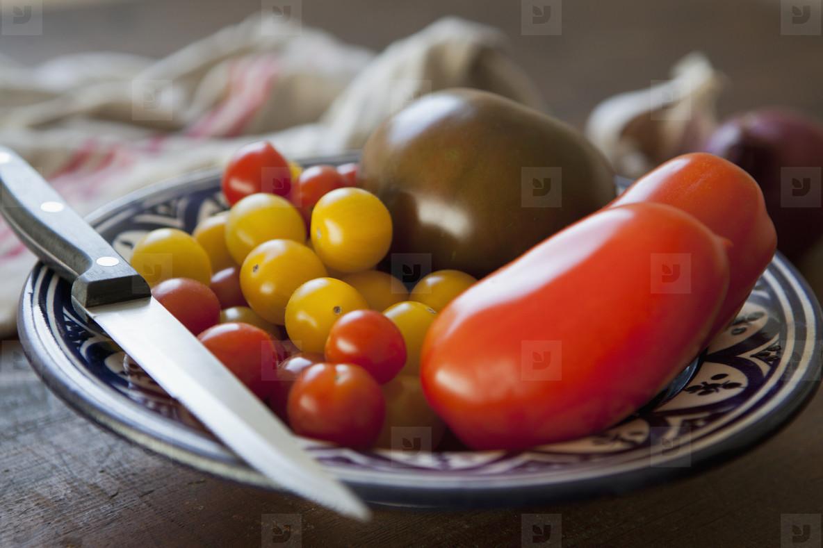 Fresh Food Rustic Remix  64
