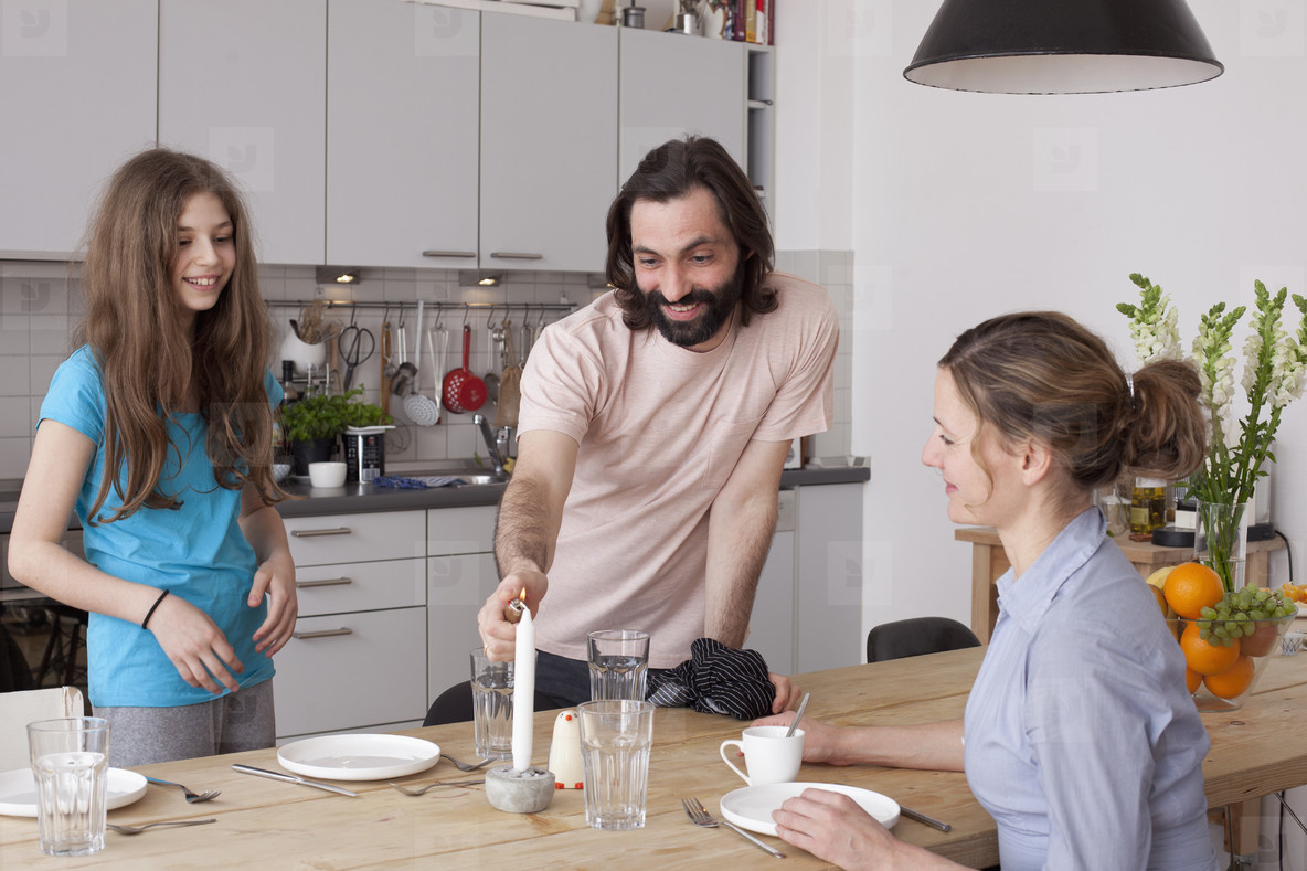Modern Family Interior  67