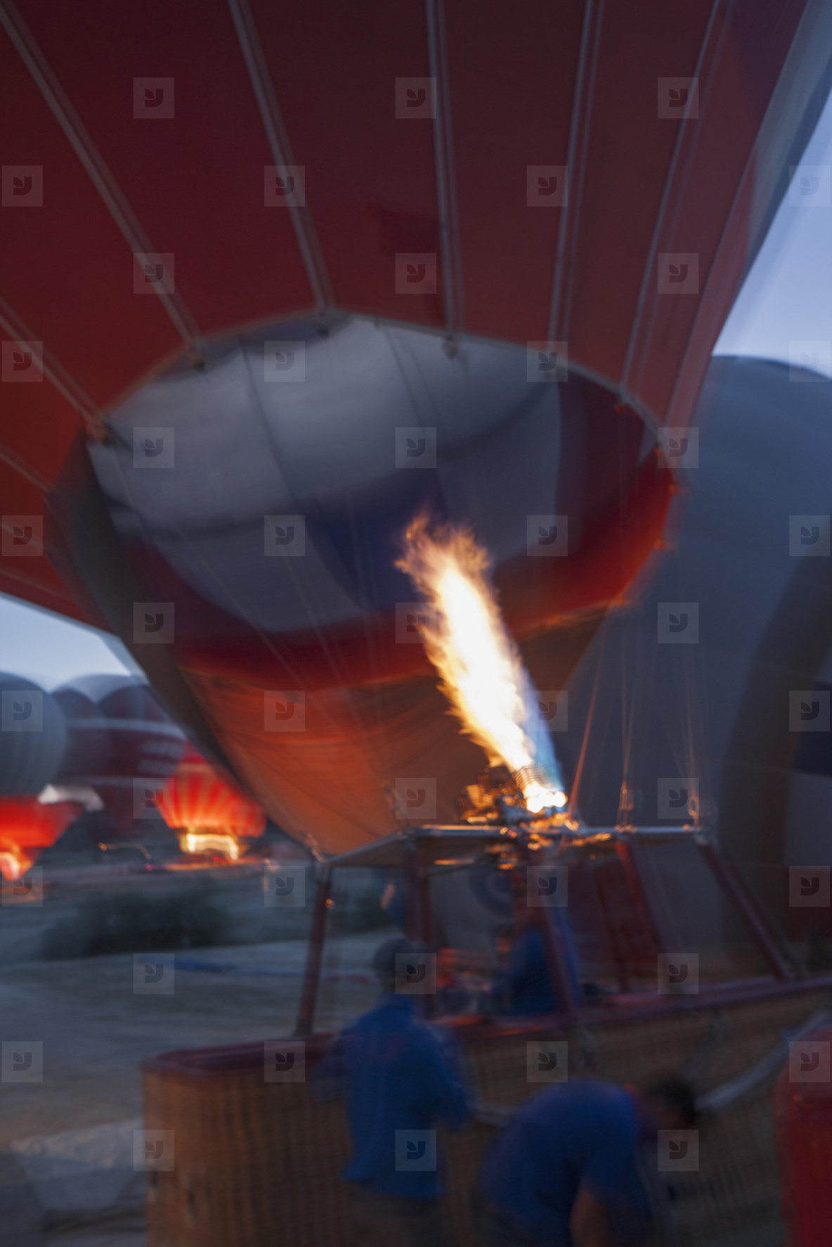 Hot Air Balloon  09