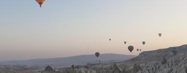 Hot Air Balloon  12