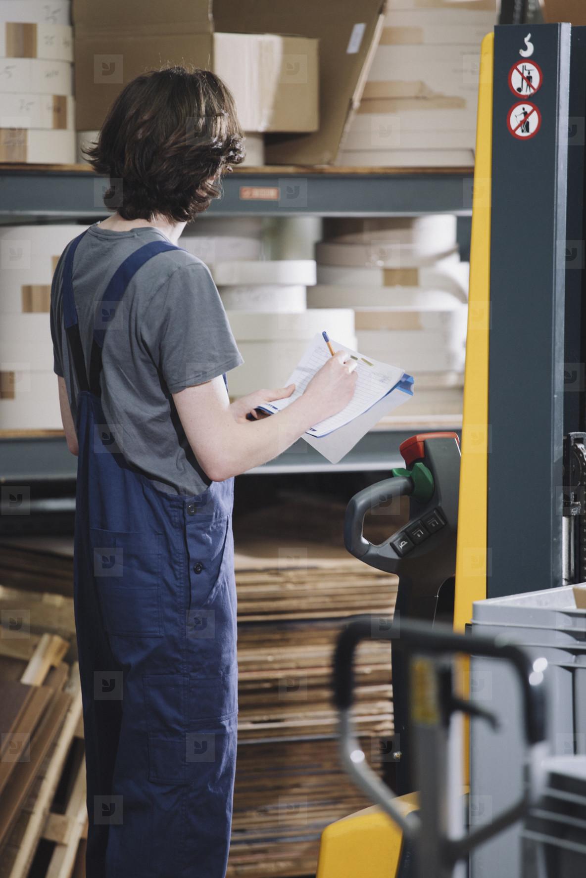 Manufacturing Man  09