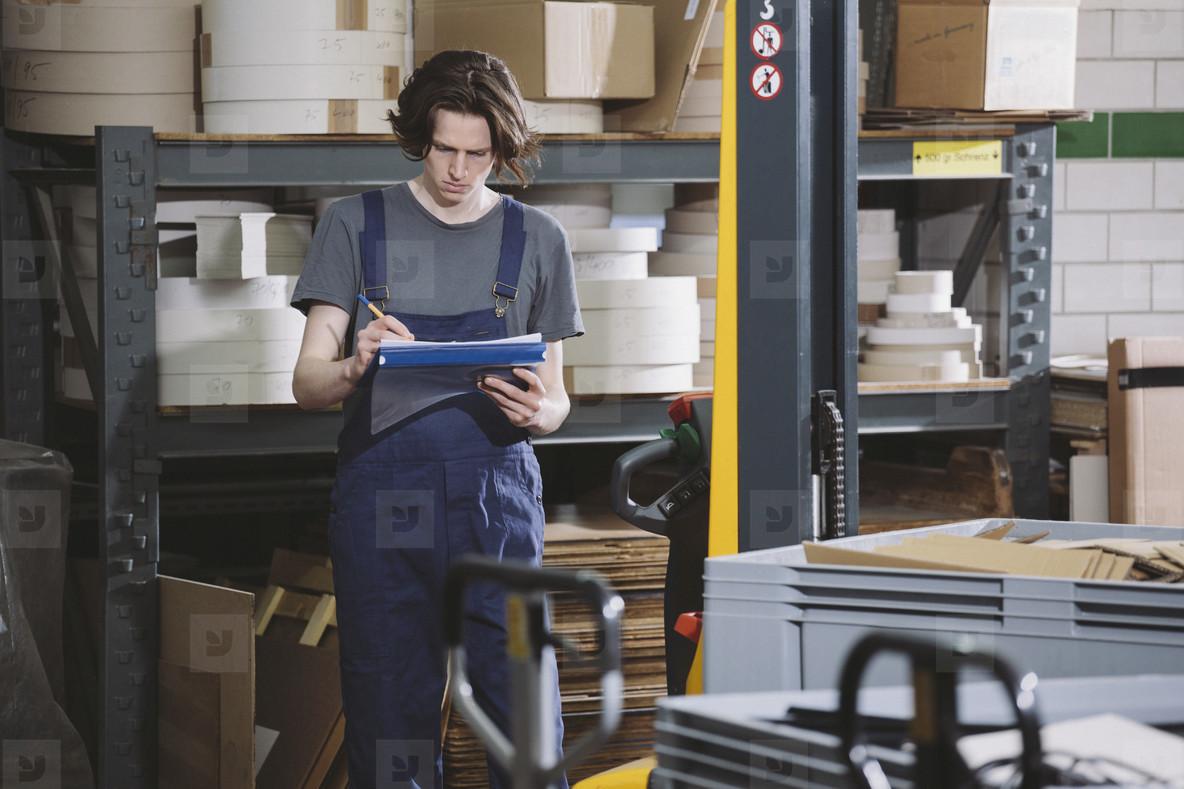 Manufacturing Man  12