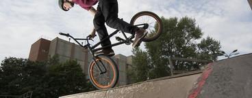 BMX Rider  01