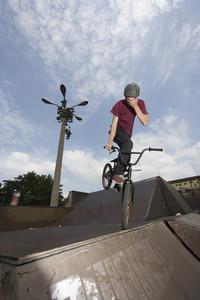 BMX Rider 03
