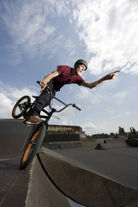 BMX Rider 09