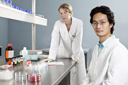 Lab Technicians 12