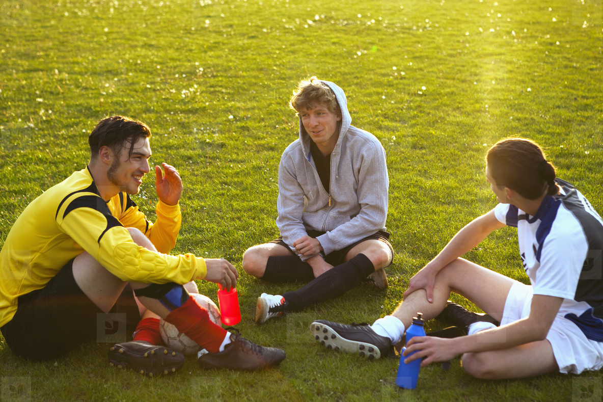 Soccer League  35