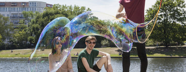 Bubbles in the Park  13