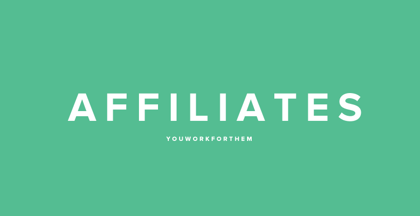 YouWorkForThem Affiliates - Link to YouWorkForThem & Make Money