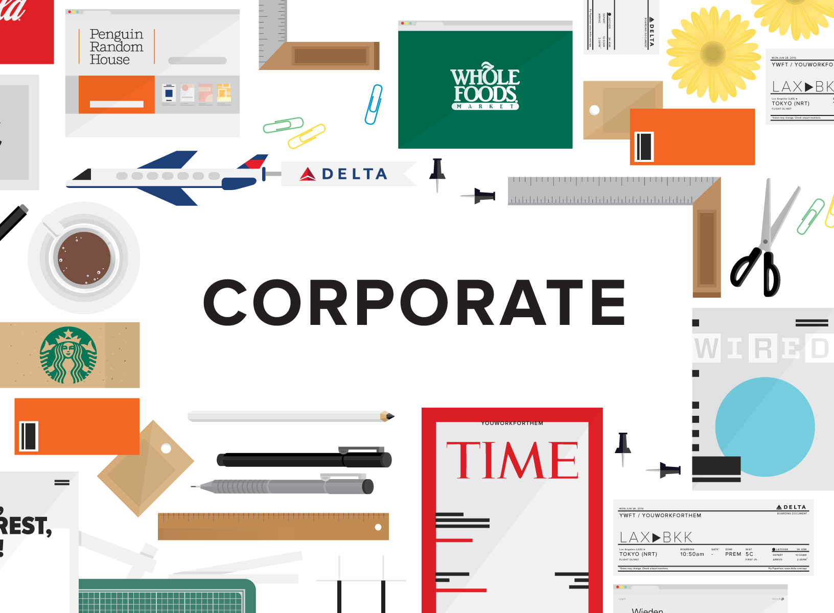 Corporate & Custom Font Licenses by YouWorkForThem
