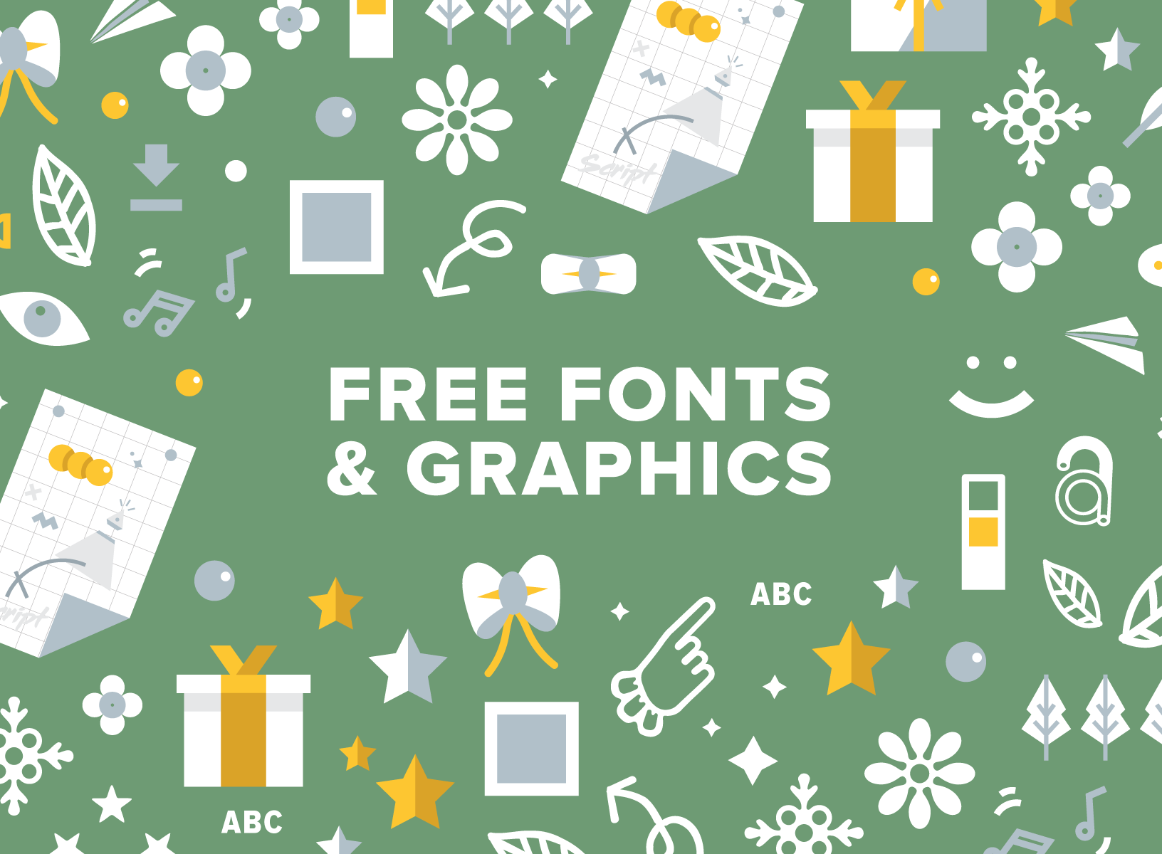 Download Free Fonts and Graphics