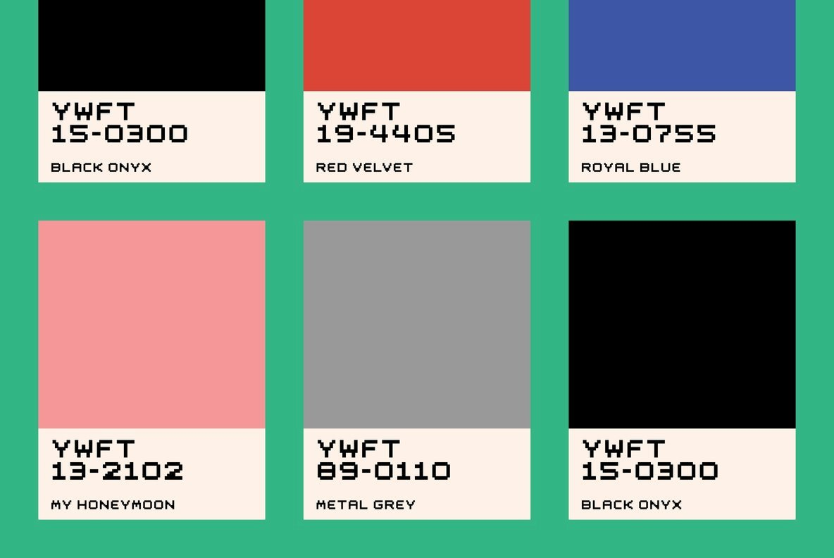 YWFT Blackgold