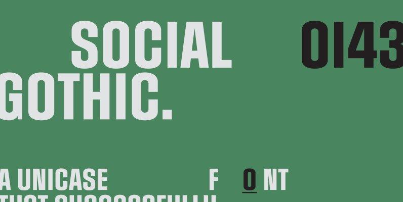 Social Gothic
