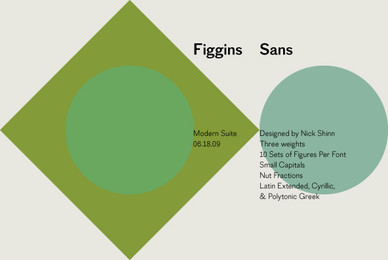 Figgins Sans