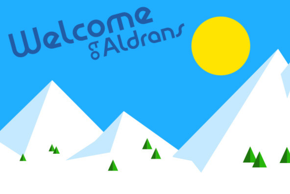 Aldrans