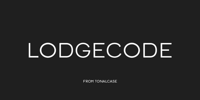 Lodgecode