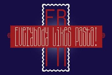 FR Pasta Mono
