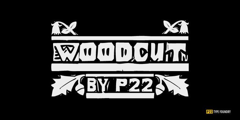 P22 Woodcut Set