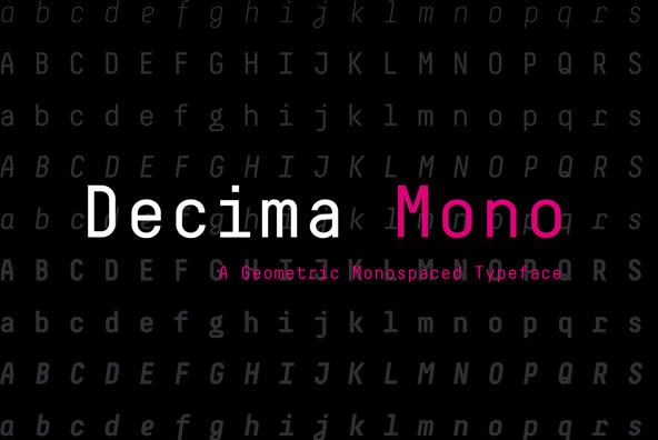 Decima Mono