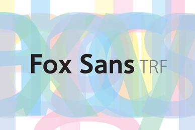 Fox Sans TRF