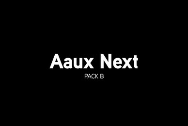 Aaux Next Pack B