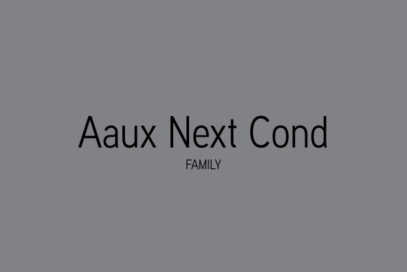 Aaux Next Cond Family