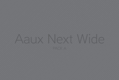 Aaux Next Wide Pack A