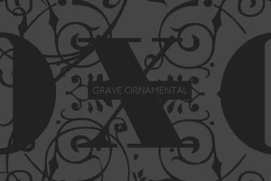 Grave Ornamental