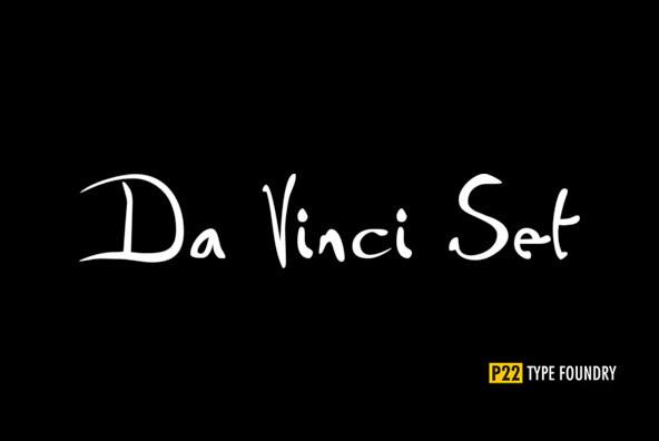 P22 Da Vinci Set
