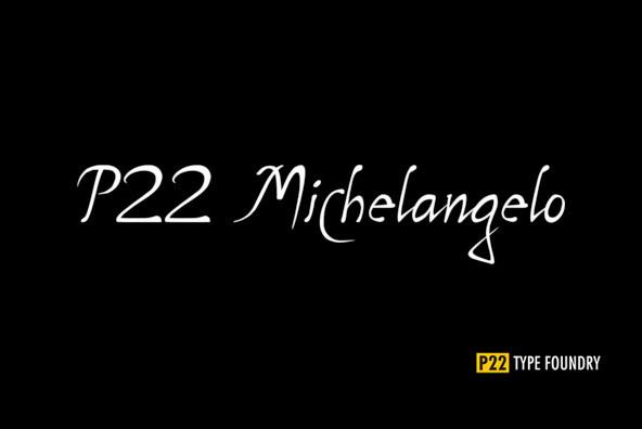 P22 Michelangelo Regular