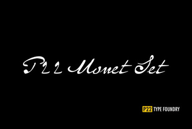 P22 Monet Set