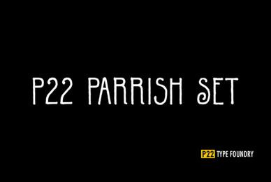 P22 Parrish Set